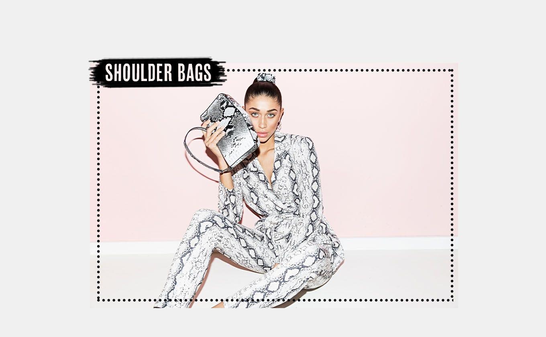 Shoulders bags