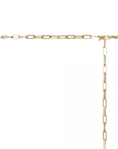AIMY CHAIN BELT GOLD