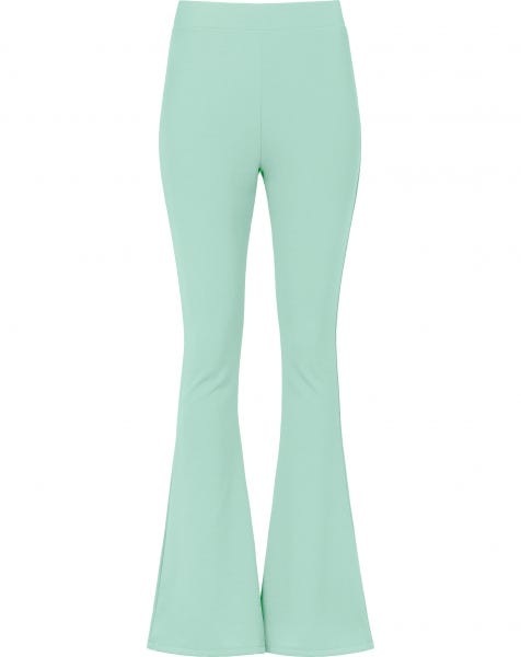 MOST WANTED FLARED PANTS MINT