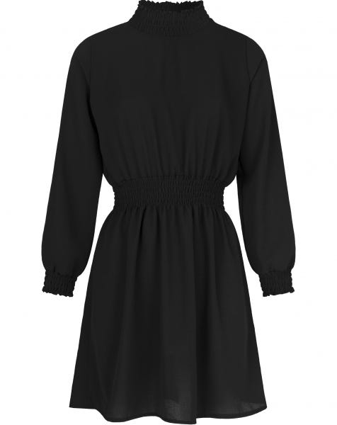 DENA DRESS BLACK