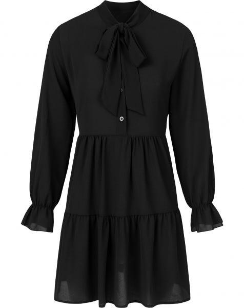 AILY DRESS BLACK