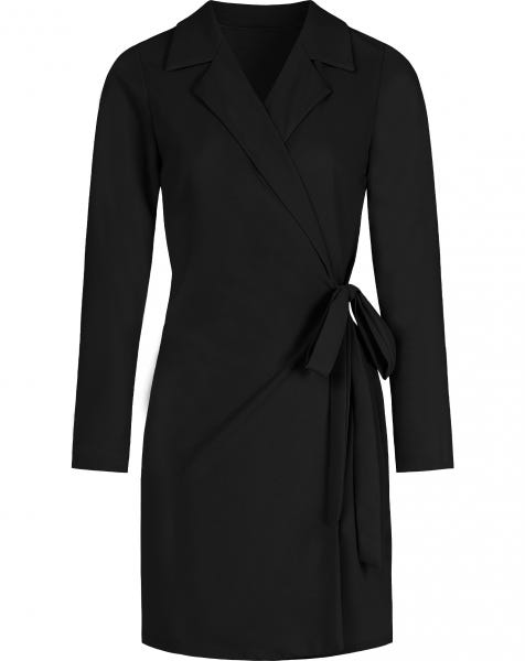 BEAU BLAZER DRESS BLACK