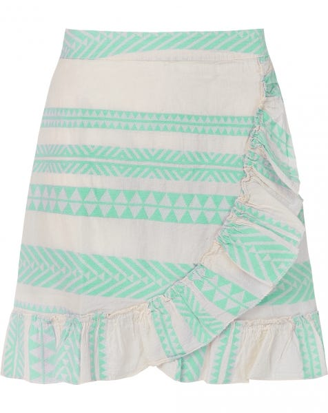 JOLY WRAP SKIRT MINT