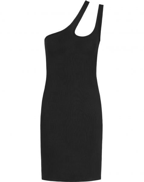 LIZZY DRESS BLACK