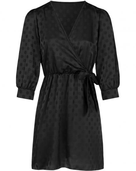 LOU DRESS BLACK