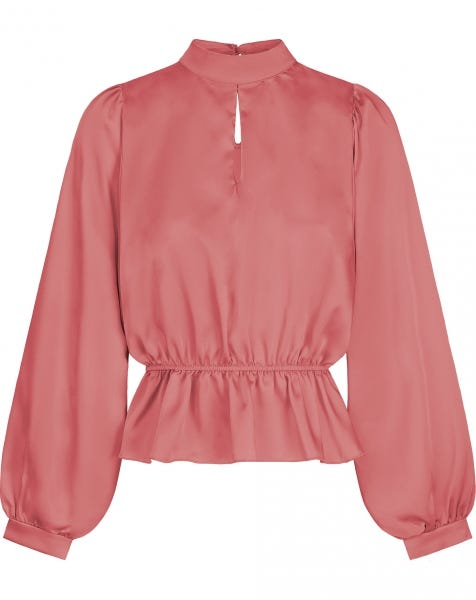BELLA BLOUSE BLUSH