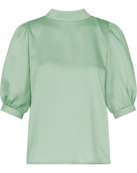ISLA BLOUSE MINT