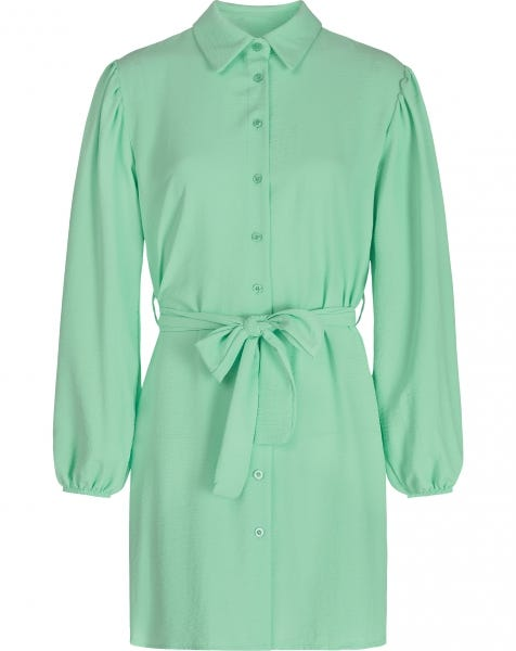 ROSE BLOUSE DRESS MINT