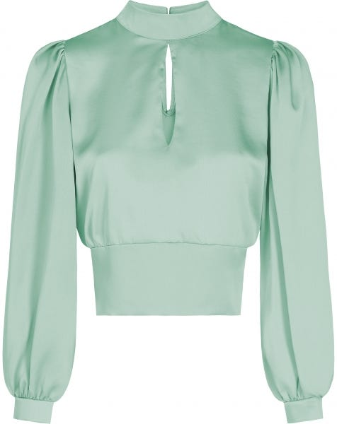 LUNA BLOUSE MINT