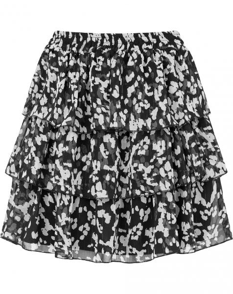 KHLOE SKIRT BLACK
