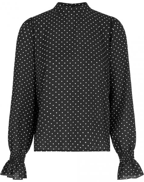 LIV DOTS BLOUSE