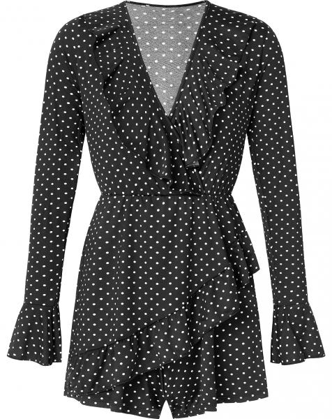 DEMI DOTS PLAYSUIT