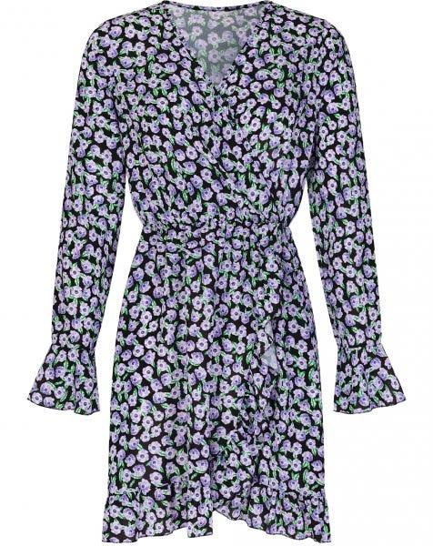 SUZY FLOWER DRESS LILA