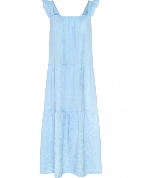 LIVIA DRESS BLUE