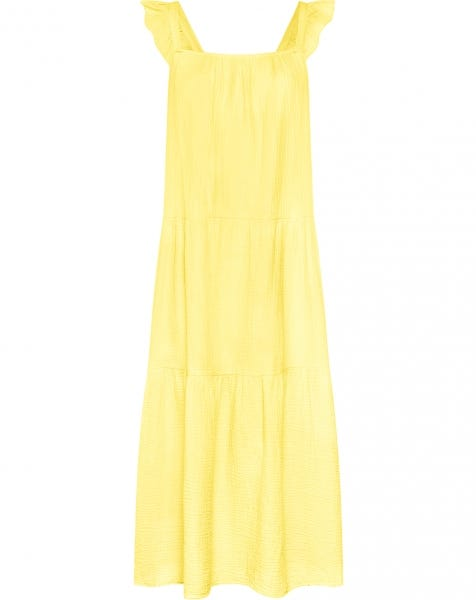 LIVIA DRESS YELLOW