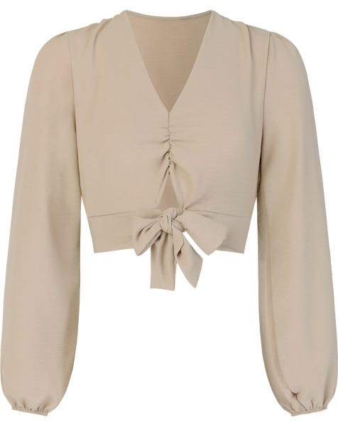 MEGGY TOP BEIGE