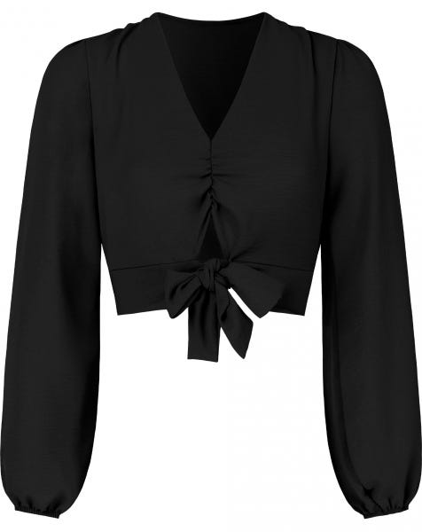 MEGGY TOP BLACK