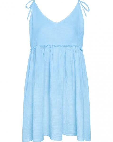 VIE DRESS BLUE