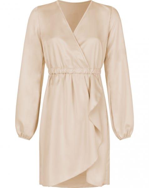 NOVA DRESS BEIGE