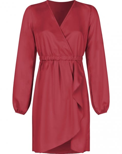 NOVA DRESS BLUSH