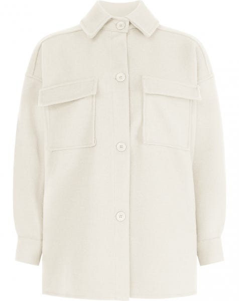 SCOTTIE JACKET CREAM