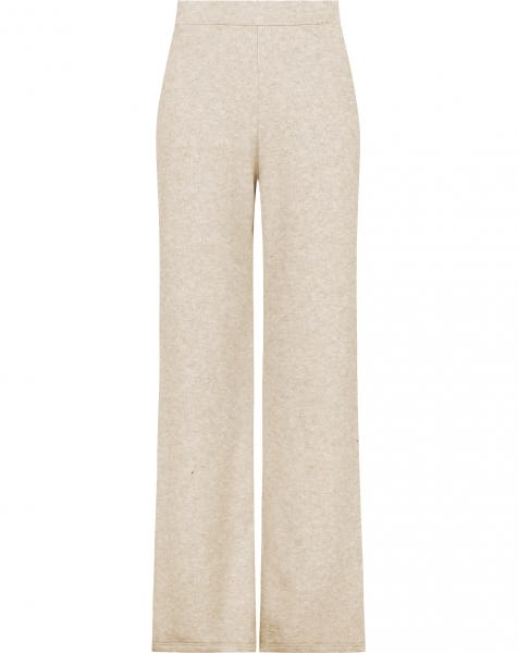 JOJO KNIT PANTS BEIGE