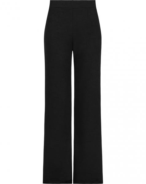 JOJO KNIT PANTS BLACK