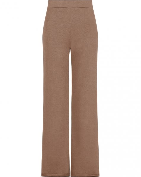 JOJO KNIT PANTS CAMEL