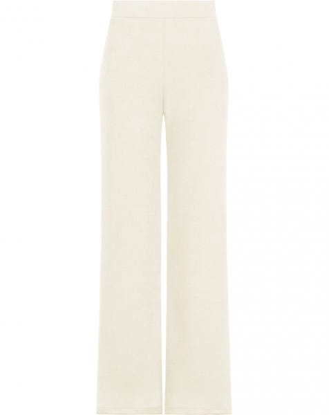 JOJO KNIT PANTS CREAM