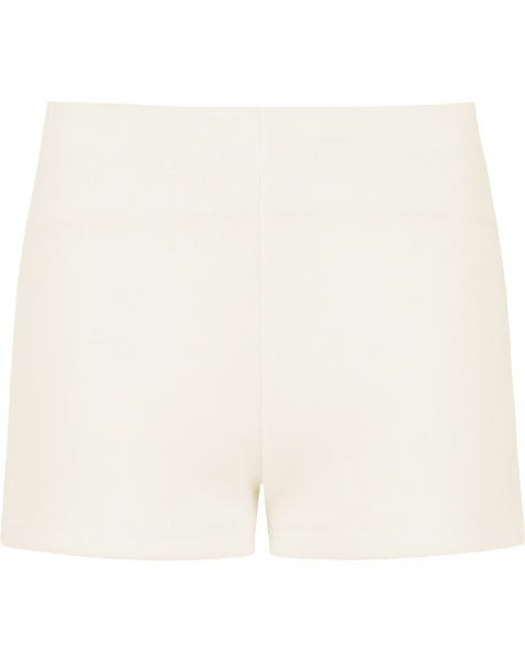 JOJO KNIT SHORTS CREAM