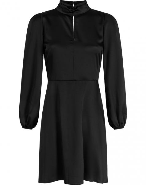 DONNA DRESS BLACK