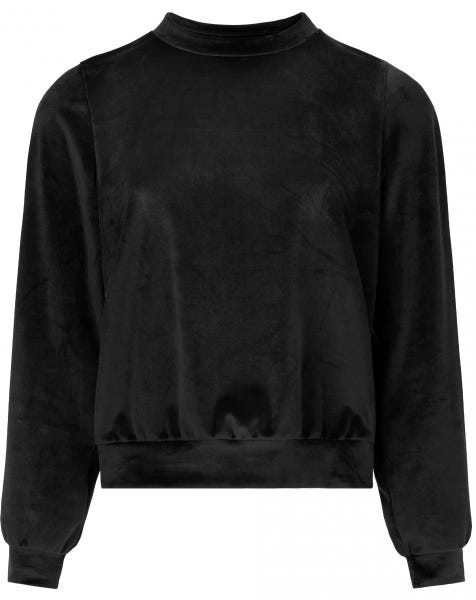 COSY SWEATER BLACK