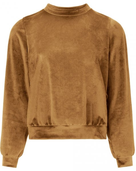 COSY SWEATER CAMEL