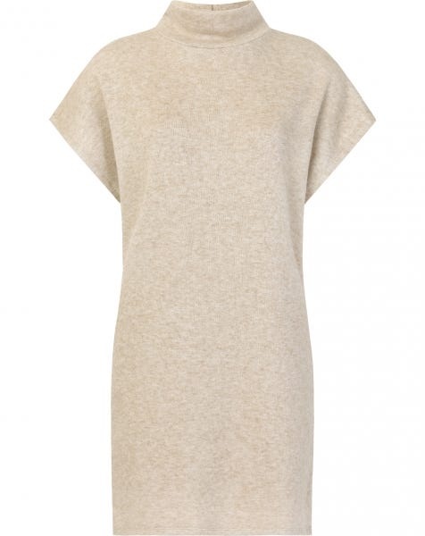 JOJO KNIT DRESS BEIGE