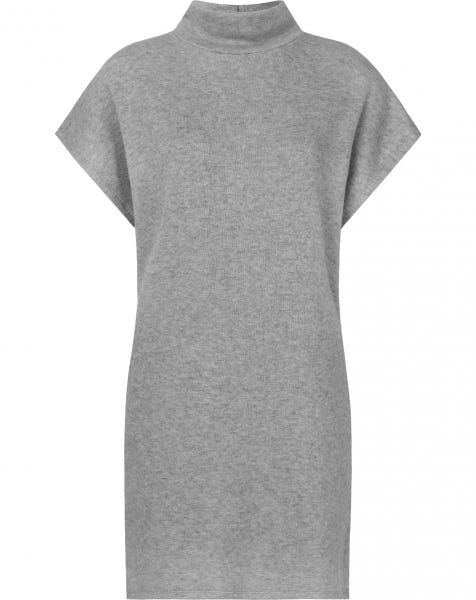 JOJO KNIT DRESS GREY