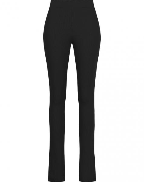 HOLLY SPLIT LEGGING BLACK