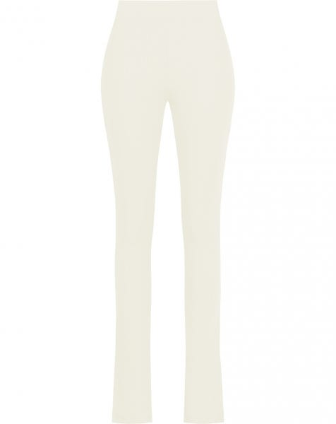 HOLLY SPLIT LEGGING CREAM