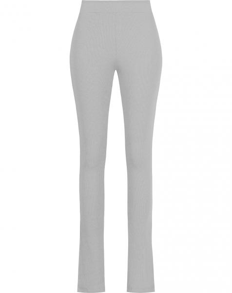 HOLLY SPLIT LEGGING GREY