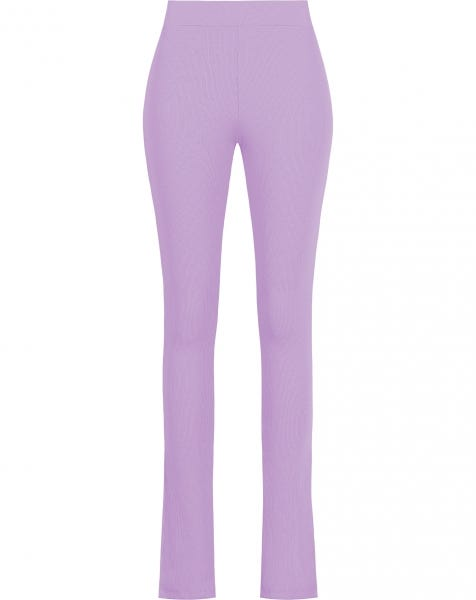 HOLLY SPLIT LEGGING LILA