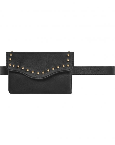 GOLDEN STUD BELT BAG