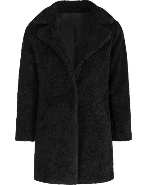 JULIETTE COAT BLACK