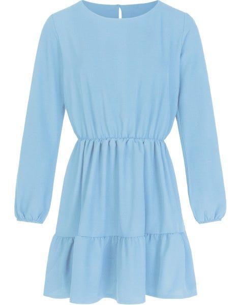 PERFECT LIGHT BLUE DRESS