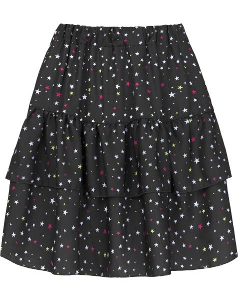 STAR GIRL LAYER SKIRT