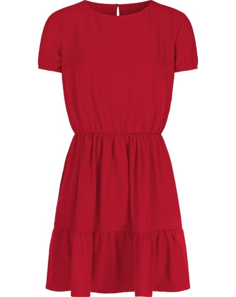 PERFECT RED DRESS 2.0