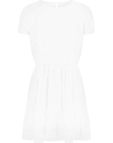 PERFECT WHITE DRESS  2.0