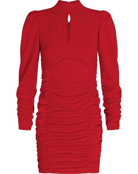 VAYEN DRESS RED
