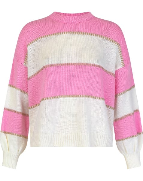 GOLDEN TOUCH KNIT PINK