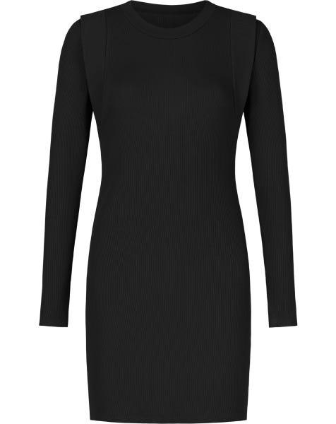 LOUIZA DRESS BLACK