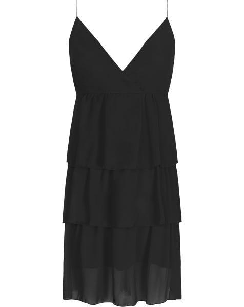 SUE DRESS BLACK
