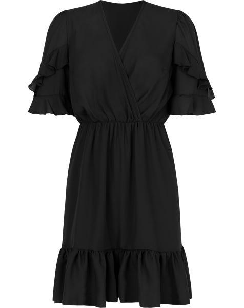 NIKKI DRESS BLACK